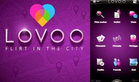 LOVOO é um aplicativo gratuito que funciona como rede social