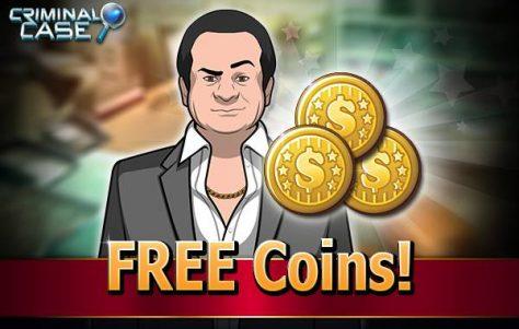Ganhe 3000 moedas grátis Criminal Case 30-01-15