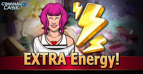Criminal Case: Ganhe 5 de energia grátis 11-02-15