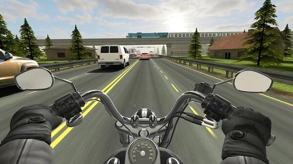 Traffic Rider APK MOD - Traffic Rider MOD apk v1.4 [dinheiro ilimitado]